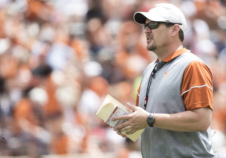 Texas Longhorns Football Coaching Staff Hookem Com