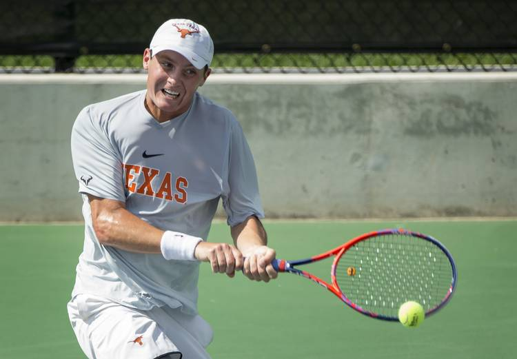 Baylor tops UT in Big 12 men's tennis final