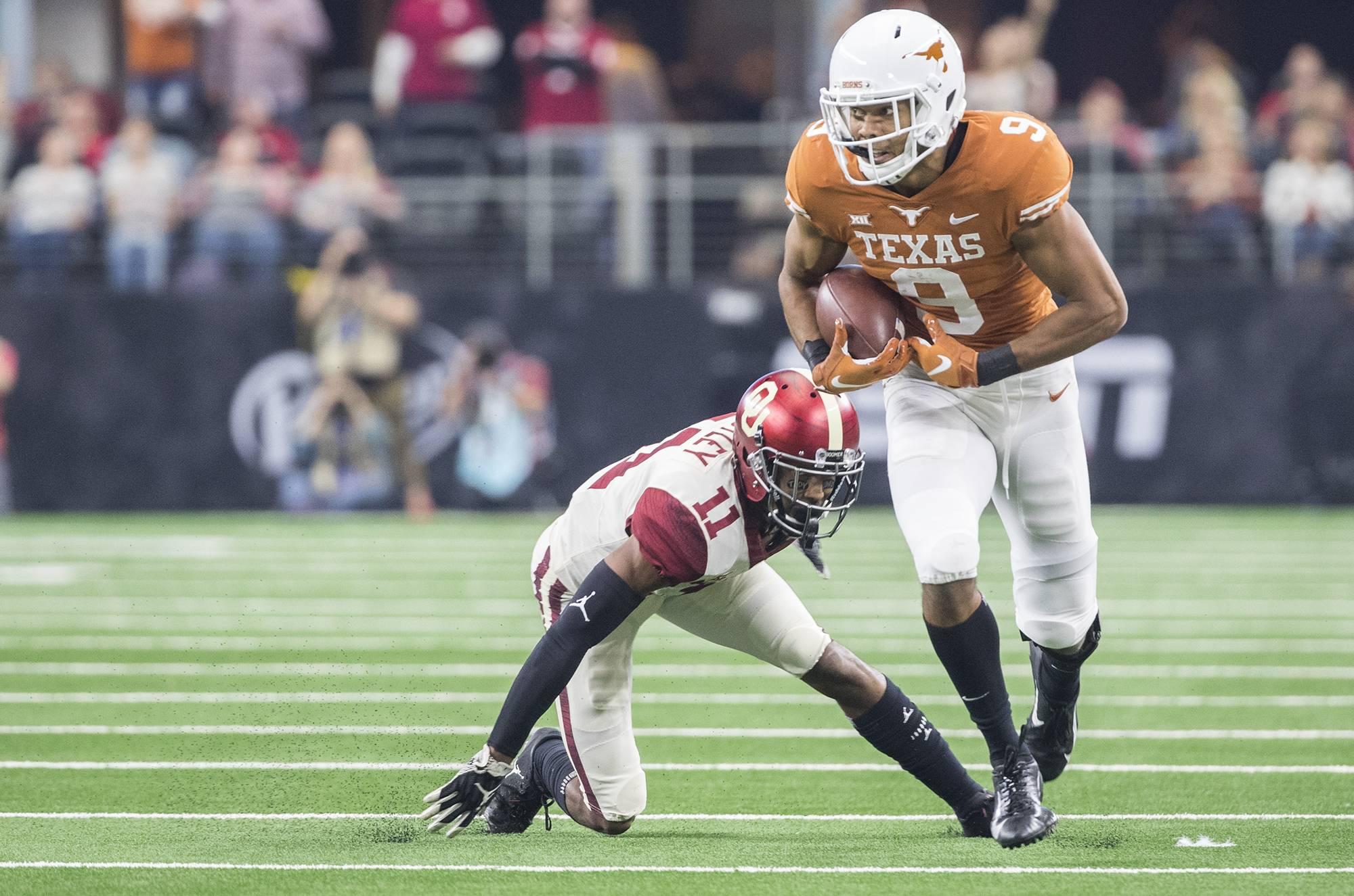Texas will send six players to Big 12 media days next week at AT&T Stadium