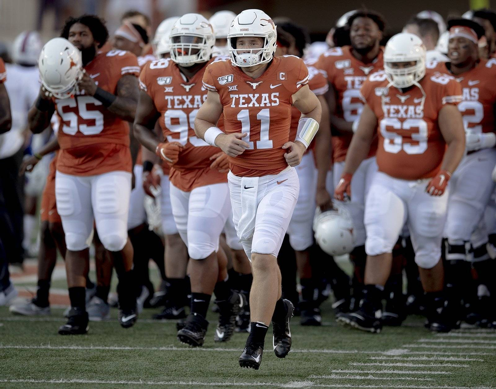 Alamo heights: Texas headed to Alamo Bowl to face No. 11 Utah on New Year's Eve
