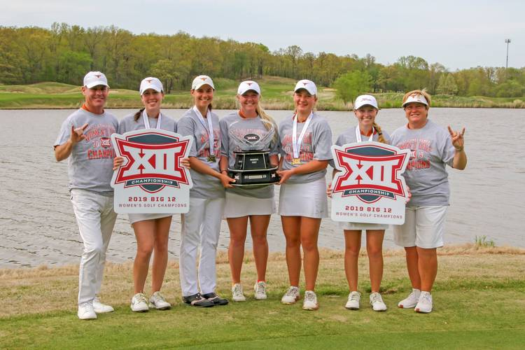 Texas women's golf schedule released Wednesday