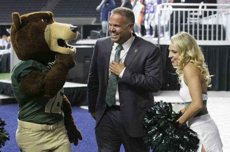 On Second Thought Ep 160 Baylor Coach Matt Rhule Discusses